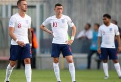 Kết quả bóng đá hôm nay (22/6): U21 Anh thua thảm trước U21 Romania