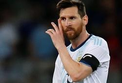 SỐC: ĐT Argentina chỉ thắng 1 trận ở các giải Cúp sau khi Messi rút lại tuyên bố giải nghệ
