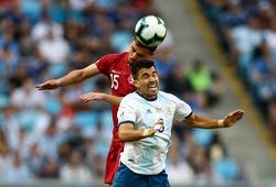 Kết quả bóng đá hôm nay (24/6): Argentina đả bại Qatar
