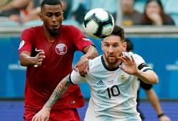 Messi xuất sắc nhất, Aguero cán mốc 40 bàn và những điểm nhấn từ trận Argentina vs Qatar
