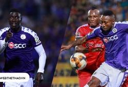 Pape Omar và Samson sẽ giúp Hà Nội FC vượt qua Ceres?