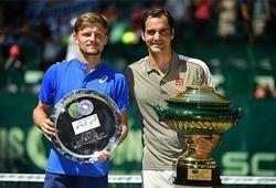 Roger Federer lập kỷ lục 10 lần vô địch Halle Open