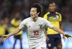 """Dấu ấn """"Messi Nhật Bản"""", đôi công ngang sức và những điểm nhấn ở trận Ecuador vs Nhật Bản"""