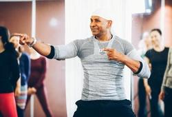 Master Kamal - một trong 8 bậc thầy Yoga thế giới tới Hà Nội truyền cảm hứng