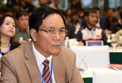 Ông Cấn Văn Nghĩa đột ngột từ chức Phó chủ tịch tài chính VFF giữa tâm bão tiền lương của HLV Park Hang-seo