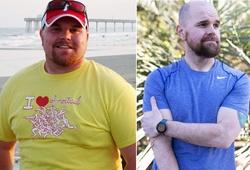 Đặt mục tiêu chạy marathon, cựu cầu thủ bóng đá Mỹ giảm gần 50kg thần kỳ