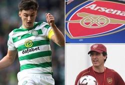 Những cầu thủ sẽ bị HLV Emery hy sinh để có được ngọc quý Kieran Tierney