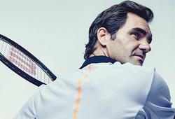 """""""BACK"""" và emoji gương mặt cười trước thềm Wimbledon: Roger Federer đơn giản chỉ muốn hủy diệt tất cả"""
