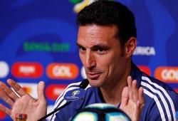 HLV trưởng Argentina tiết lộ lý do không sợ trọng tài thiên vị đội chủ nhà Brazil