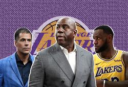 """Kawhi Leonard bất ngờ muốn gặp Magic Johnson trước khi cân nhắc Lakers, nhưng NBA thì nói rằng """"không!"""""""