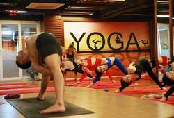 Những tạo hình Yoga đẹp khó cưỡng của các 'hot Yogi'