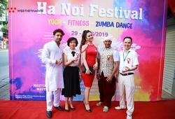 'Bậc thầy Yoga thế giới' được đón chào nồng nhiệt tại Hà Nội