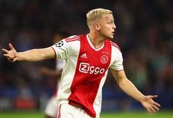 Chuyển nhượng Real Madrid 30/6: Real Madrid và Ajax còn cách 15 triệu euro cho vụ Van de Beek