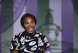 Serena Williams sẵn sàng đánh đôi với Andy Murray ở Wimbledon