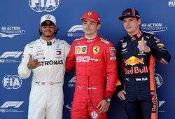 Vòng loại Austrian Grand Prix 2019: Charles Leclerc chiếm pole trong ngày tai tiếng của Lewis Hamilton