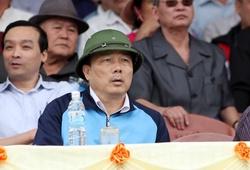 Bầu Đệ: Thanh Hóa chia tay anh Thắng vì không tìm được tiếng nói chung