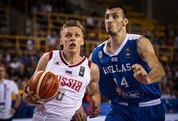 Cầu thủ trẻ của Nga đi vào lịch sử với một triple-double tại FIBA World Cup U19