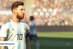 PES COPA AMERICA 2019: Messi bất lực nhìn Brazil vào chung kết?