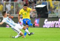 Xem trực tiếp Brazil vs Argentina trên kênh nào?