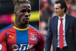 Zaha hơn các ngôi sao tấn công của Arsenal như thế nào mà khiến Emery thèm khát?