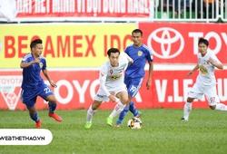 Đối đầu Quảng Nam vs HAGL (Tứ kết Cúp Quốc gia 2019)