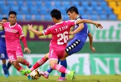 Đối đầu Sài Gòn FC vs Becamex Bình Dương (Tứ kết Cúp Quốc gia 2019)