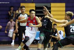 Thang Long Warriors, Hochiminh City Wings cùng 30 đội bóng tham gia tranh tài tại giải vô địch bóng rổ trẻ QG