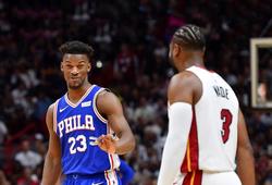 Thương vụ Jimmy Butler đến Miami Heat hoàn tất trong khổ sở, tổng cộng 4 đội bóng phải tham gia trao đổi