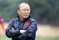 Chưa chốt thời gian đàm phán hợp đồng tiếp theo với HLV Park Hang Seo