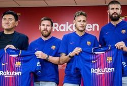 Chuyển nhượng Barca 3/7: Barca tăng giá trị thương hiệu cấp số nhân khi đưa Neymar trở lại
