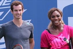 """Để vô địch Wimbledon 2019, đôi Serena Williams - Andy Murray đối mặt """"cuộc chiến gia tộc"""""""
