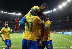 Firmino đóng vai trò kép, Gabriel Jesus giải cơn khát và những điểm nhấn từ trận Brazil vs Argentina