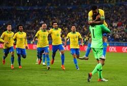 Kết quả Brazil vs Argentina (2-0): Jesus và Firmino tỏa sáng, Brazil giành vé vào chung kết