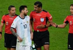 Messi đay nghiến trọng tài và VAR vì khiến Argentina để thua trước Brazil