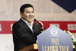 Người được bầu Đức tiến cử ngồi vào ghế của ông Cấn Văn Nghĩa xin rút lui