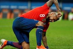 Chile thảm bại trước Peru ở Copa America, Vidal vẫn nói cứng