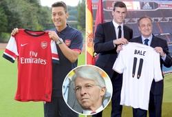 Hé lộ sự thật về cú lừa lịch sử Arsenal đã làm với Tottenham để có được Ozil năm 2013