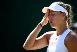 Vòng 2 Wimbledon 2019: Kerber trở thành cựu vô địch, may chưa thảm như Steffi Graf