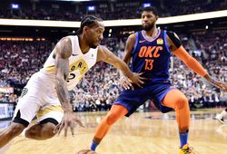 CHẤN ĐỘNG: LA Clippers nổ bom tấn thứ hai, trade Paul George về bên cạnh Kawhi Leonard