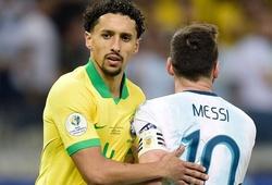 """Hậu vệ đội tuyển Brazil tiết lộ về cách """"bắt chết"""" Messi trong điều kiện đặc biệt"""