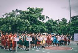 Sôi động giải bóng rổ Sơn La mở rộng, những trận đấu với kết quả không ngờ