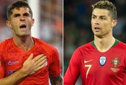 Tân binh Chelsea có phong độ ở ĐTQG tốt hơn cả Ronaldo