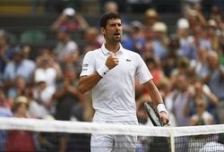 Djokovic qua vòng 3 Wimbledon 2019: Sấm to, mưa nhỏ!