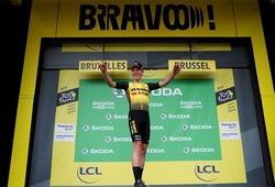 Chặng 1 Tour de France 2019: Teunissen tình cờ đoạt áo vàng