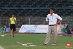 """HLV Vũ Quang Bảo: """"Trận ra mắt cũng bình thường như bao trận khác"""""""