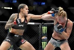 Knockout Holly Holm, Amanda Nunes trở thành nhà vô địch mạnh nhất các hạng cân nữ tại UFC
