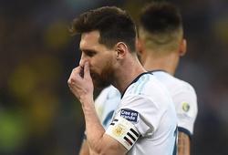 """Messi không thèm nhận huy chương, công khai chỉ trích BTC Copa Ameria 2019 """"thối nát"""""""