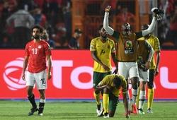 Salah tịt ngòi, ĐT Ai Cập bị loại cay đắng ở CAN 2019