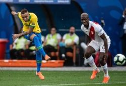 """Tiền đạo Brazil sẵn sàng phá kỷ lục chạy nhanh nhất Copa America của """"Usain Bolt Peru"""""""