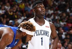 Zion Williamson nghỉ hết mùa giải NBA Summer League